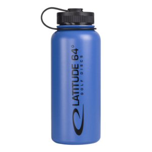 Latitude 64° Steel Bottle Blue