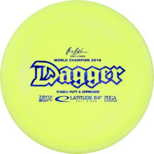 Zero Soft Dagger