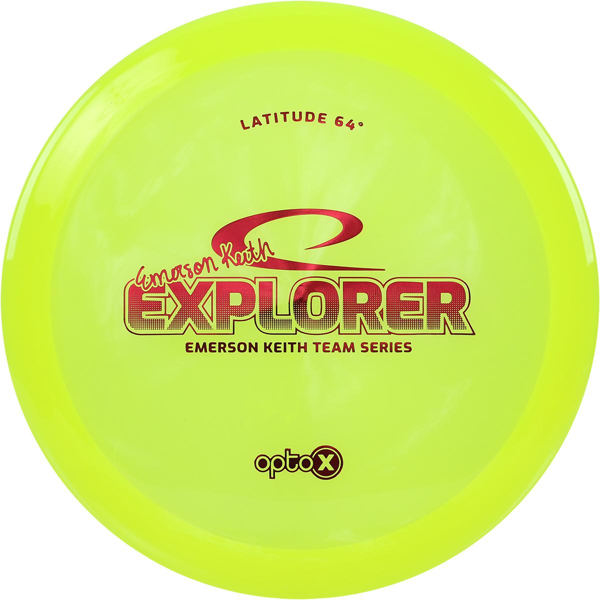 Opto-X Explorer