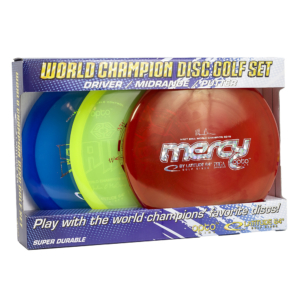 World Champion Disc Golf Set Opto Line