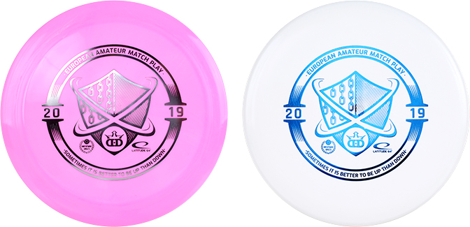 EAMP Player Pack Discs