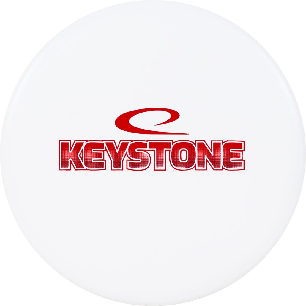 Zero Medium Keystone barstamp