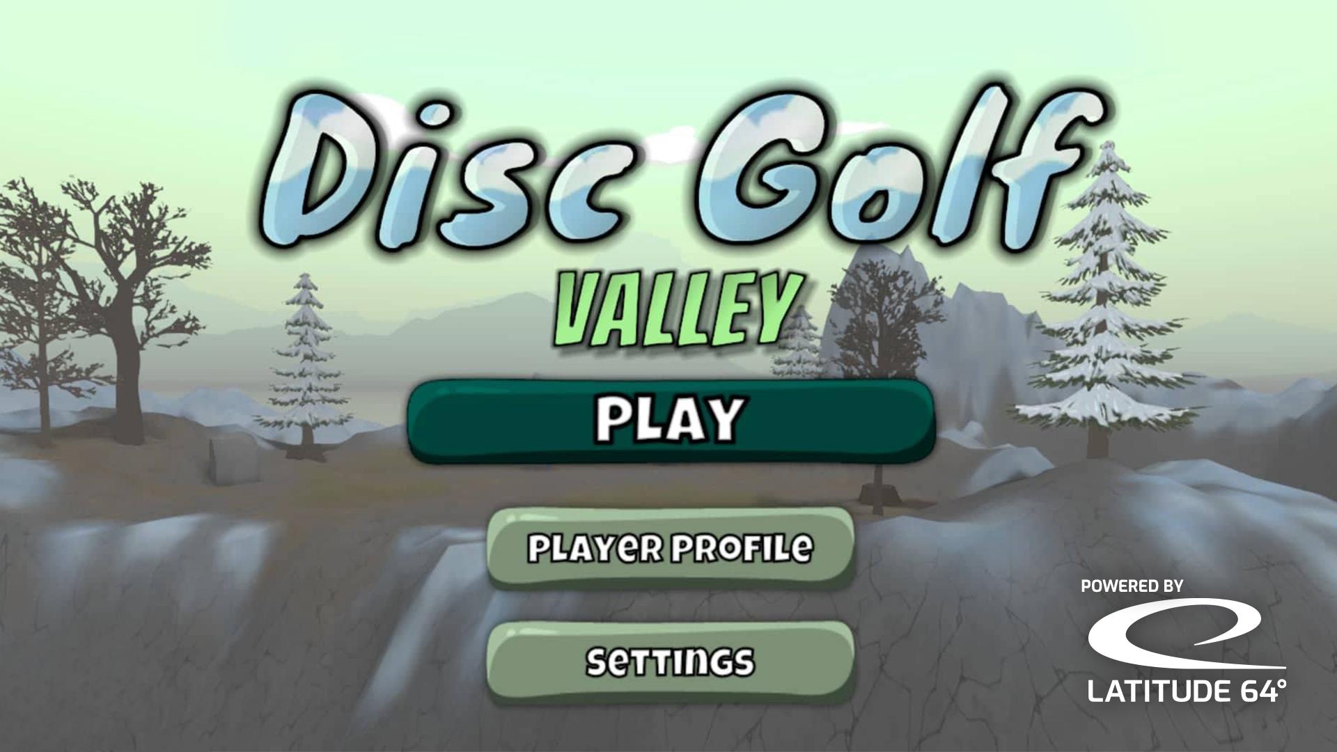 DISC GOLF VALLEY Disc Golf