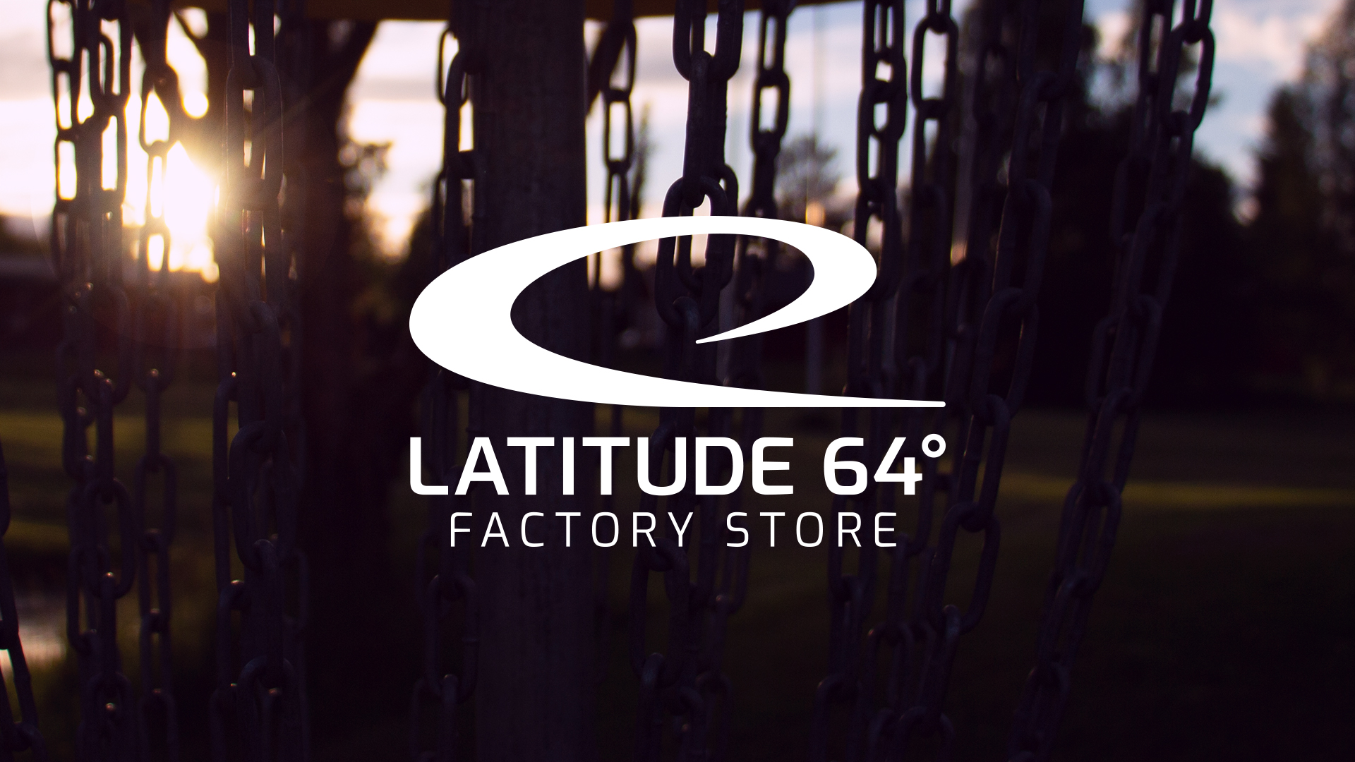 LATITUDE 64° FACTORY STORE Disc golf
